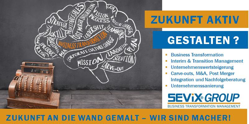 Interview zwischen dem SEViX Gründer Rainer Ulrich und Joost Schneider